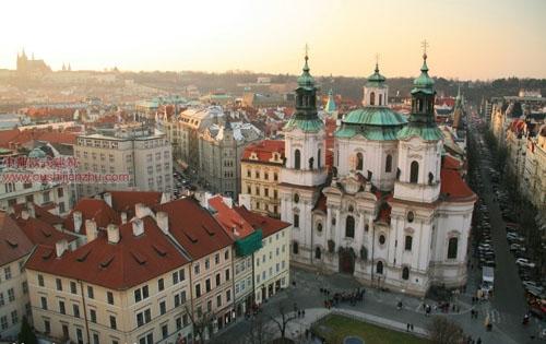 捷克布拉格16