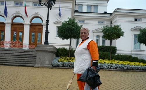 保加利亚首都索非亚5
