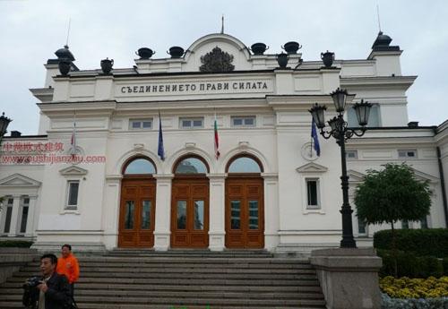 保加利亚首都索非亚4