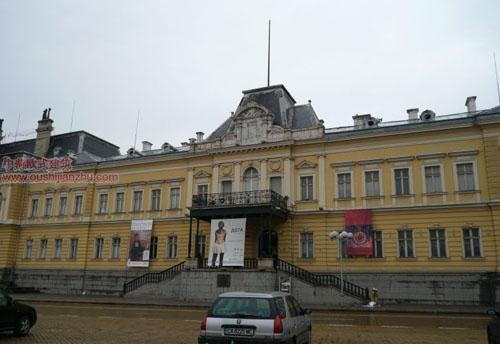 保加利亚首都索非亚8