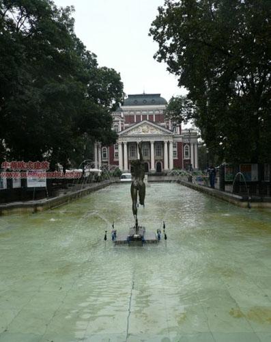 保加利亚首都索非亚9