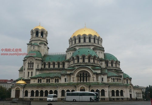 保加利亚首都索非亚1