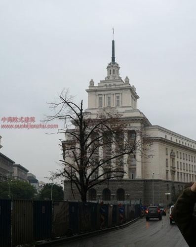 保加利亚首都索非亚10
