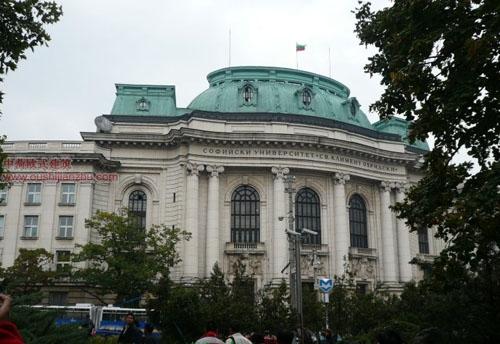 保加利亚首都索非亚7