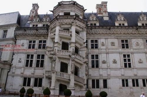 布卢瓦皇家城堡9