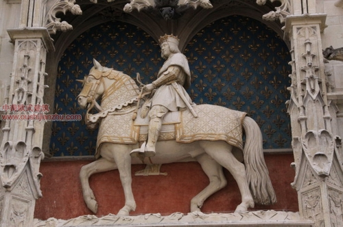 布卢瓦皇家城堡7