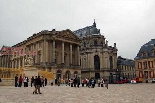 凡尔赛皇宫3