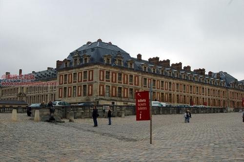 凡尔赛皇宫1