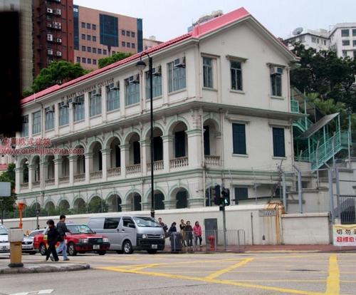 香港广东道2