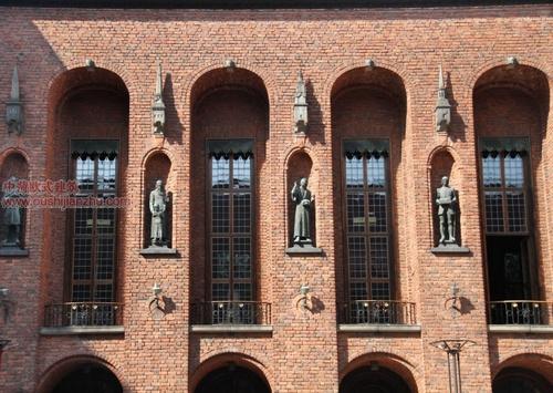 斯德哥尔摩 市政厅2