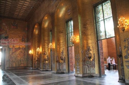 斯德哥尔摩 市政厅18