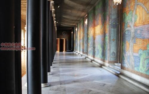斯德哥尔摩 市政厅13