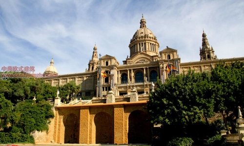 巴塞罗那国家宫3