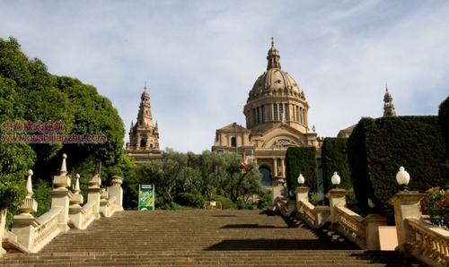 巴塞罗那国家宫1
