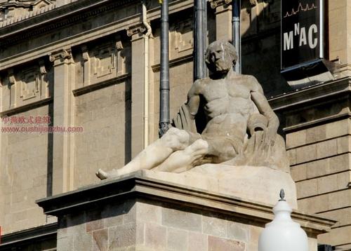 巴塞罗那国家宫14