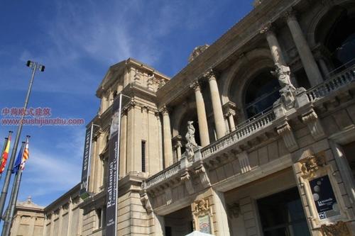 巴塞罗那国家宫13