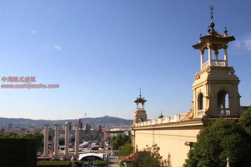 巴塞罗那国家宫15