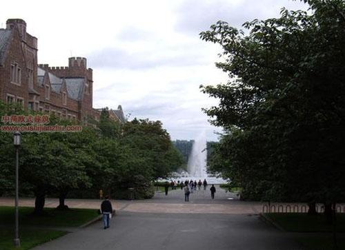 西雅图华盛顿大学7