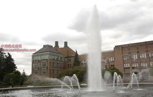 西雅图华盛顿大学8