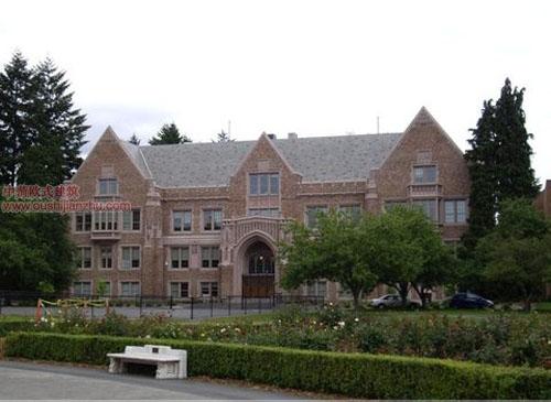 西雅图华盛顿大学11