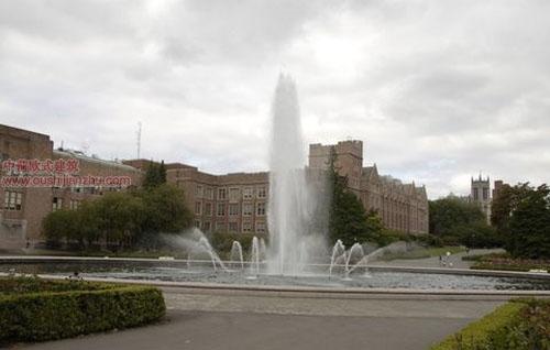 西雅图华盛顿大学9