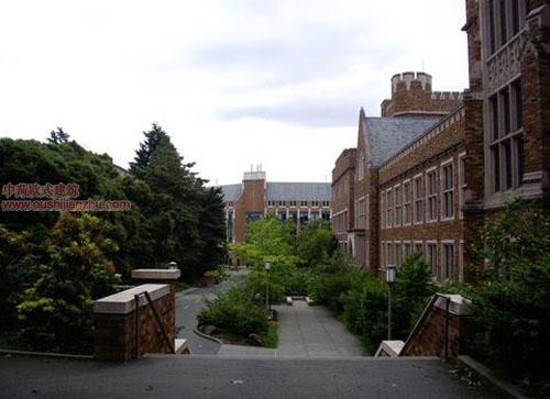 西雅图华盛顿大学20