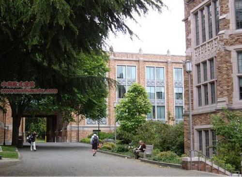 西雅图华盛顿大学19
