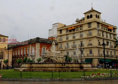 塞维利亚街景6