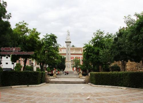 塞维利亚街景12