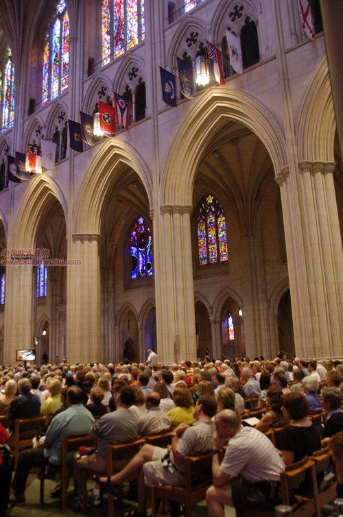 美国国家大教堂4