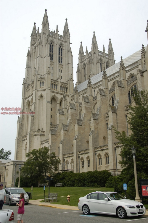 美国国家大教堂2