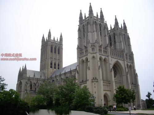 美国国家大教堂1