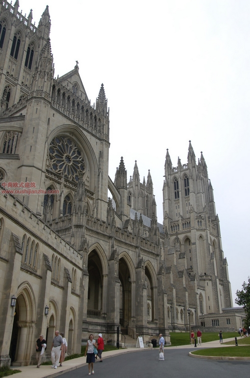 美国国家大教堂13