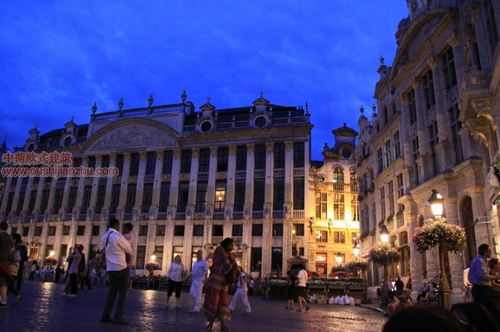 布鲁塞尔大广场5