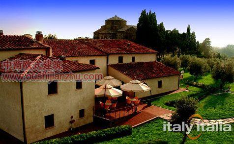 Hotels-Tuscany