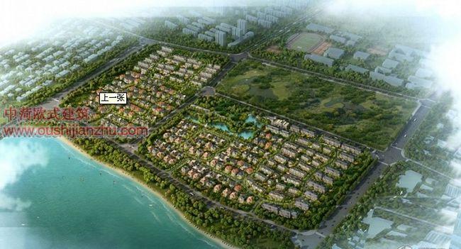 中海尚湖世家规划