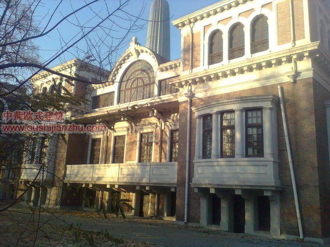 天津欧式建筑3