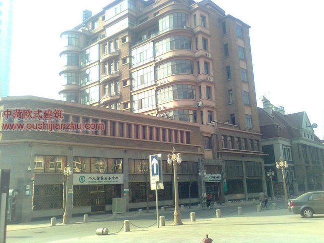 天津欧式建筑6