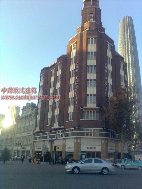 天津欧式建筑1