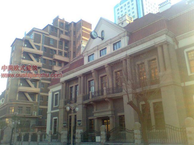 天津欧式建筑10