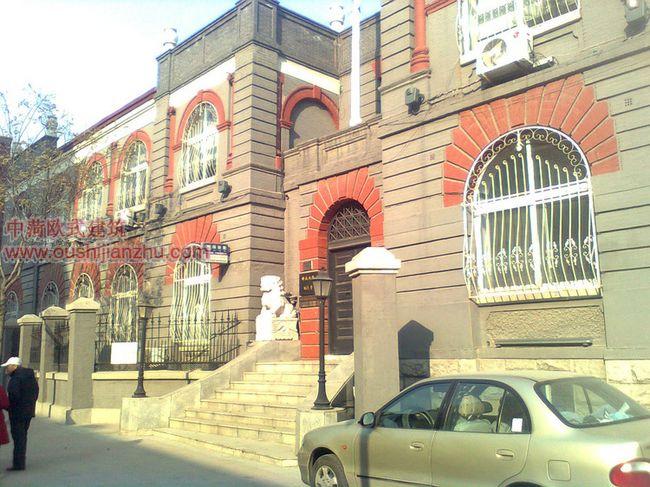 天津欧式建筑7