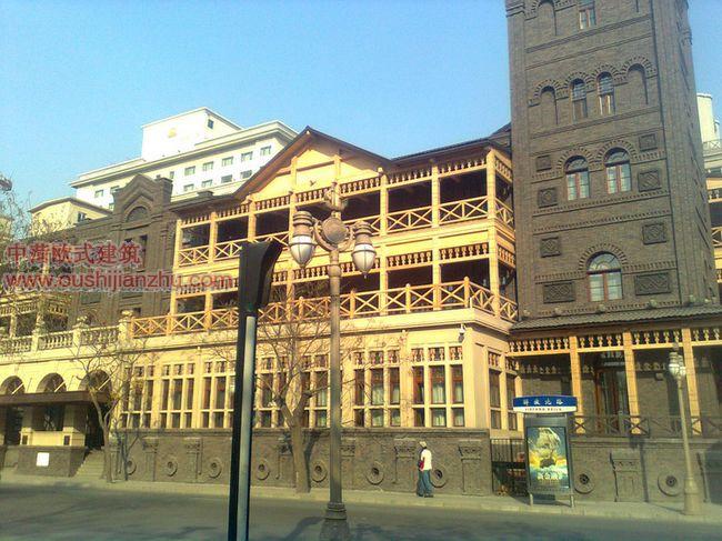 天津欧式建筑8