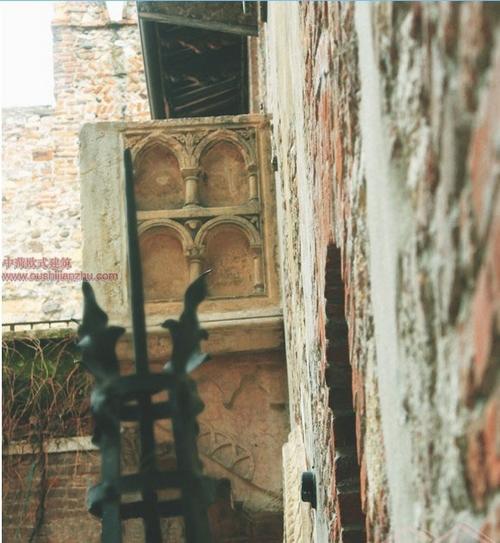 维罗纳朱丽叶的阳台
