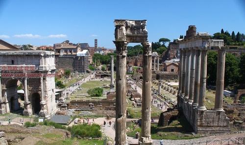 昔日的罗马帝国