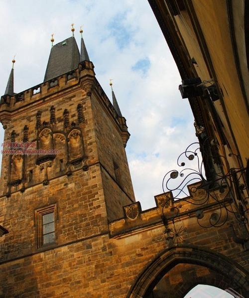布拉格老城