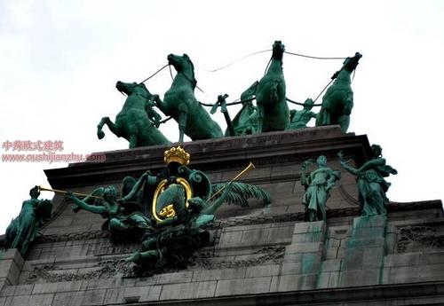 布鲁塞尔凯旋门14