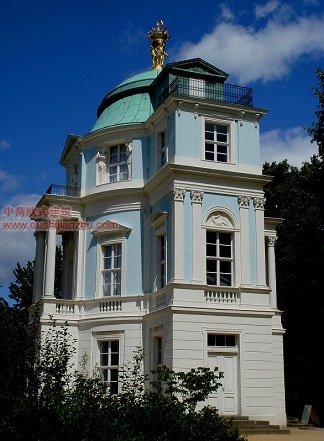 德国皇家夏宫夏洛腾堡宫23