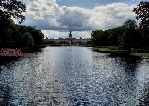 德国皇家夏宫夏洛腾堡宫20