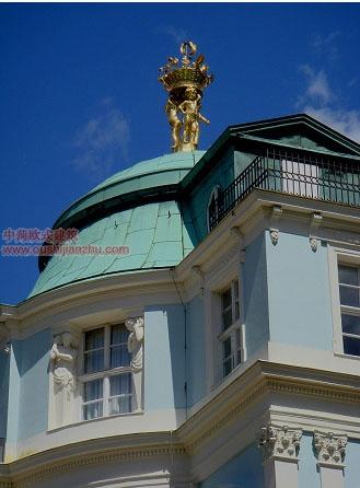 德国皇家夏宫夏洛腾堡宫22