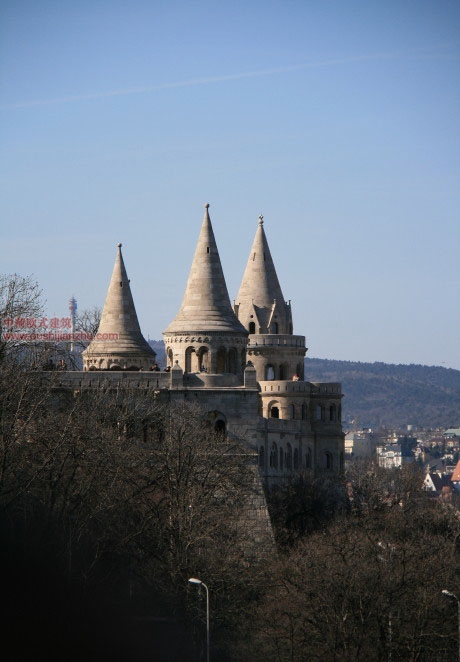 布达的城堡山和佩斯的英雄广场7